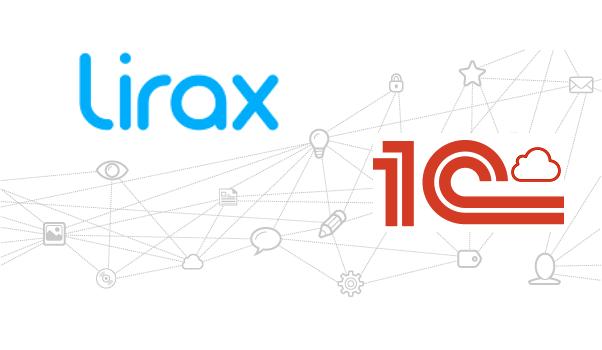 Панель телефонии 1С для LiraX